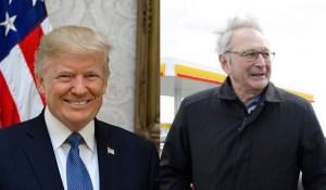 Trump blasts Higgs in Twitter tirade