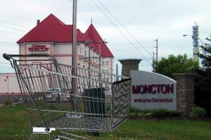 New Brunswick's ugliest city tries to pin blame on abandoned shopping carts