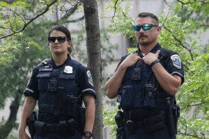Cops reassure public that people dressed as cops, shooting people are usually cops