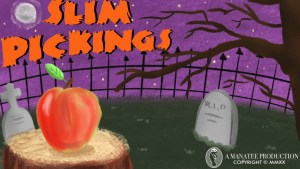 The Manatee presents 3 animated Halloween shorts