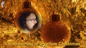 The Manatee releases 'Yellow Christmas' holiday jingle