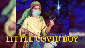 The Manatee releases 'Little COVID Boy' holiday classic song