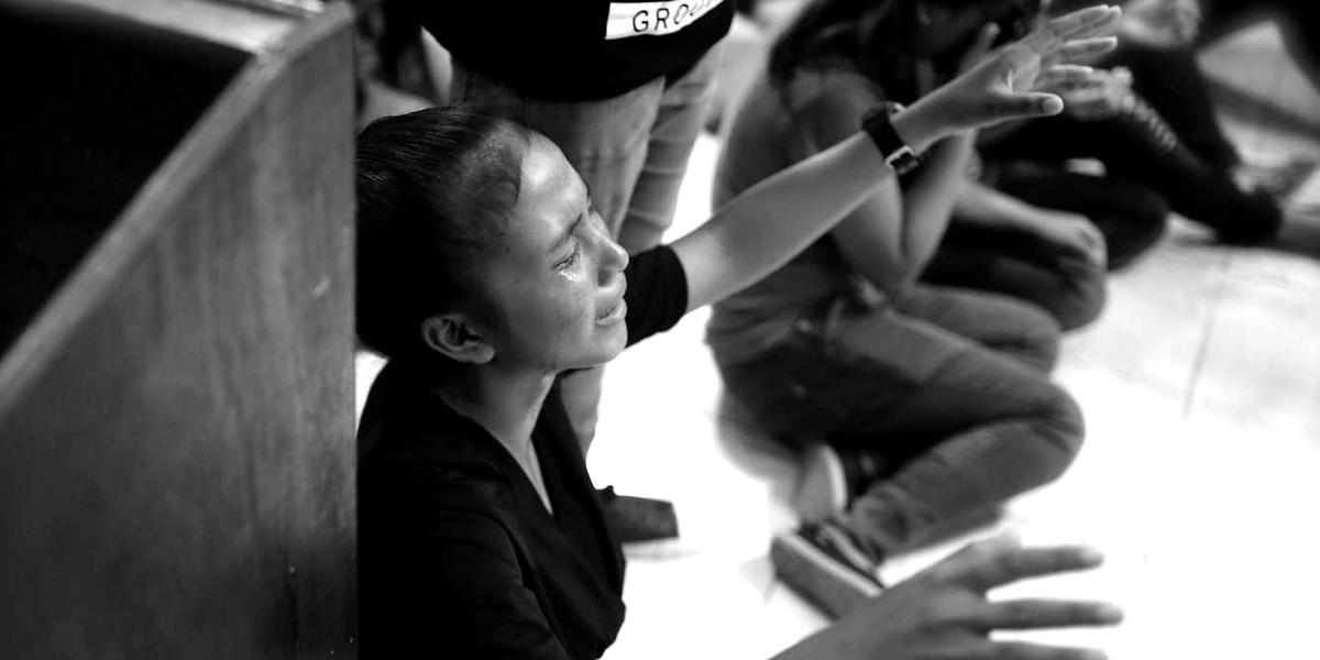 ywam locations - philippines prayer room 2