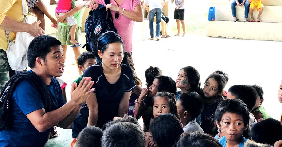 YWAM Missions Trip - Community Outreach