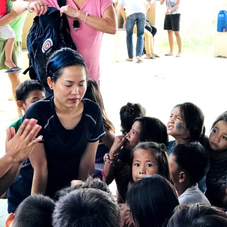 YWAM Missions Trip - Community Outreach