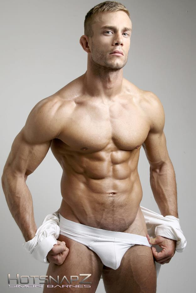 Man Crush Of The Day Fitness Model Adam Parr THE MAN
