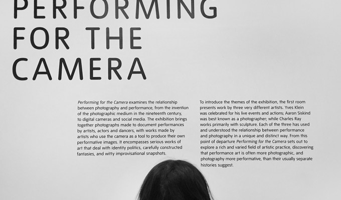 Review: Performing for the Camera @ Tate Modern