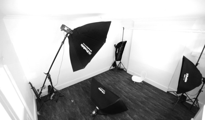 Our photography studio is now open