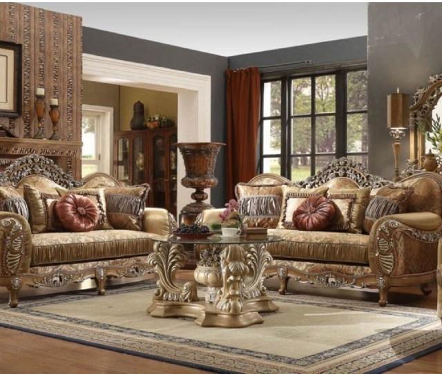 Hd 622 Homey Design Upholstery Living Room Set Victorian European Classic Design Sofa Set Jpg