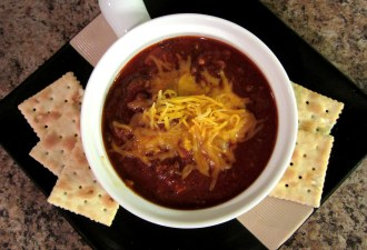 The Greatest & Best Chili in the World …Tribute
