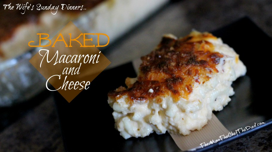baked mac and cheese 2