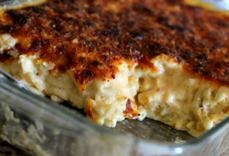 The Wife's Sunday Dinners – Baked Macaroni and Cheese