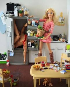 sarcastic barbie