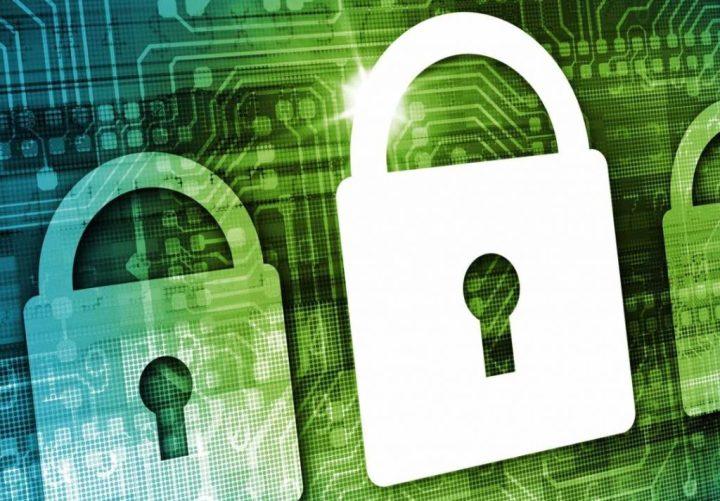 Концепция на изкуствения интелект за онлайн защита на данните, кибератаки, кибер престъпления, киберсигурност