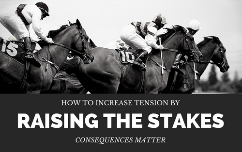 raising the stakes-www.themanuscriptshredder.com