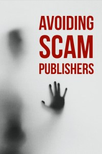 Avoiding scam publishers-www.themanuscriptshredder.com