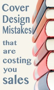 The most common cover design mistakes
