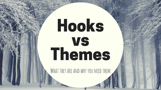 Hooks versus Themes NaNoWriMo day 3