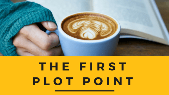 First Plot Point NaNoWriMo day 6