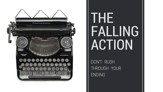 The falling action-www.themanuscriptshredder.com