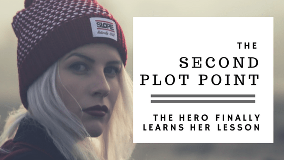 The Second Plot Point NaNoWriMo day 22