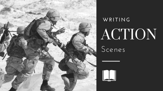 Writing Action Scenes NaNoWriMo day 17