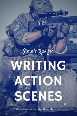 writing action scenes-www.themanuscriptshredder.com