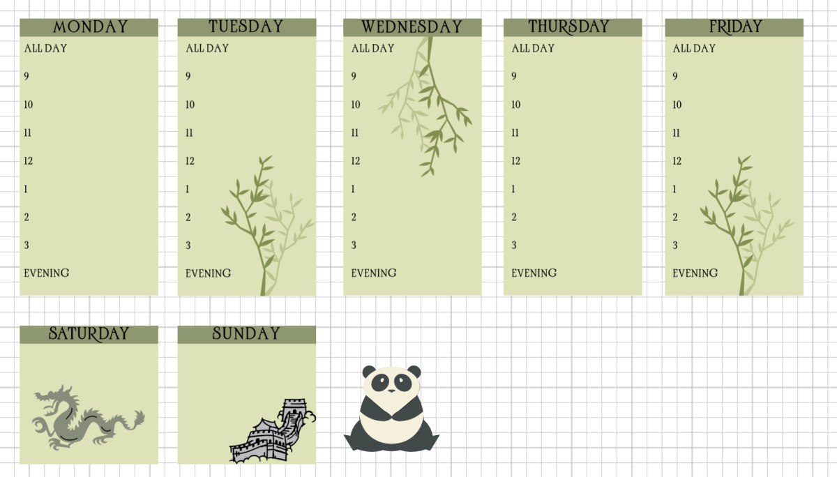 Free Cricut Planner Stickers Chinese New Year