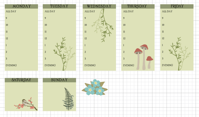 Free Cricut Planner Stickers-www.themanuscriptshredder.com