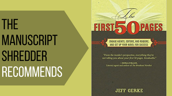 The first 50 pages review-www.themanuscriptshredder.com