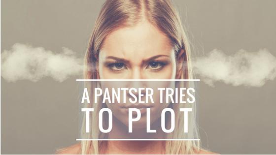 A Pantser tries to Plot