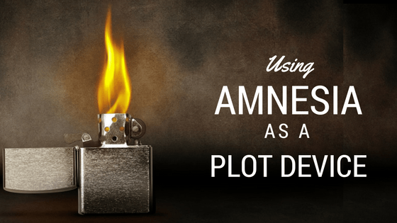 Using amnesia as a plot device-www.themanuscriptshredder.com