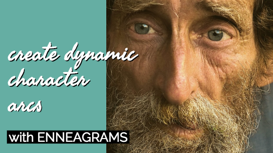 Using Enneagrams for Character arcs