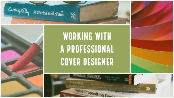 working with a cover designer-www.themanuscriptshredder.com