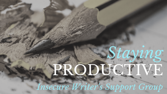 Staying Productive-IWSG