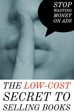 Low-cost secret to selling books-www.themanuscriptshredder.com