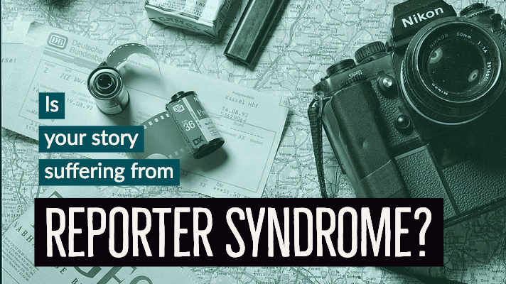 Tips for Avoiding Reporter Syndrome