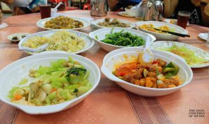 Lunch at Tai O Fishing Village