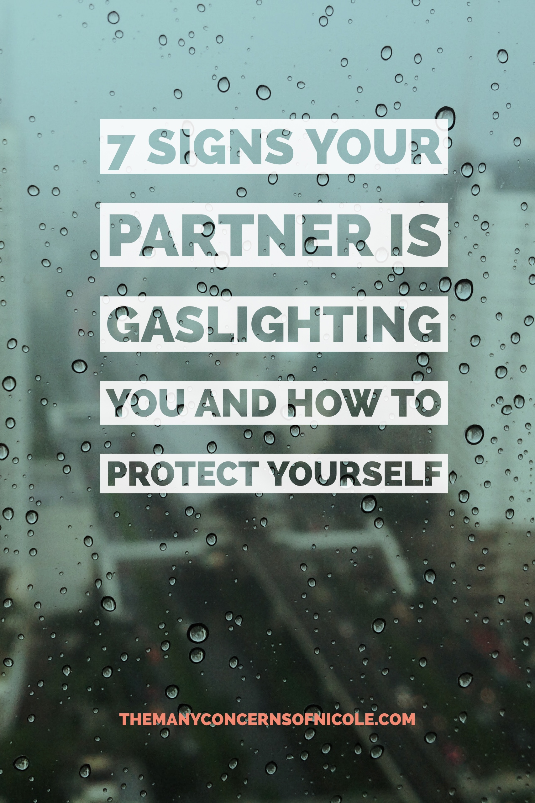 How to defend yourself against gaslighting