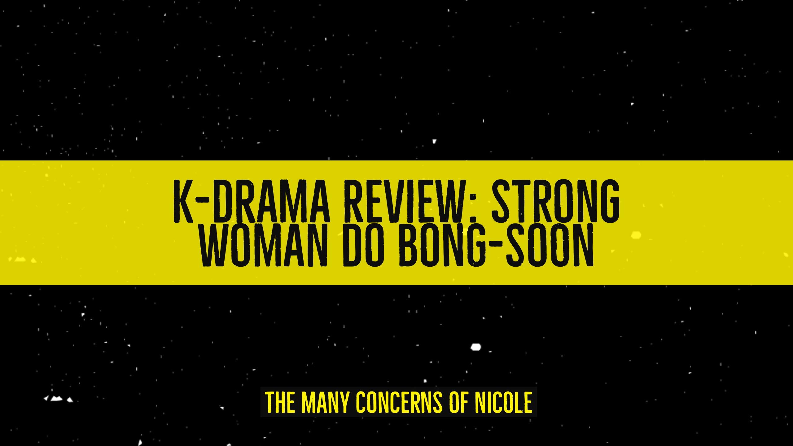 Bong-Soon