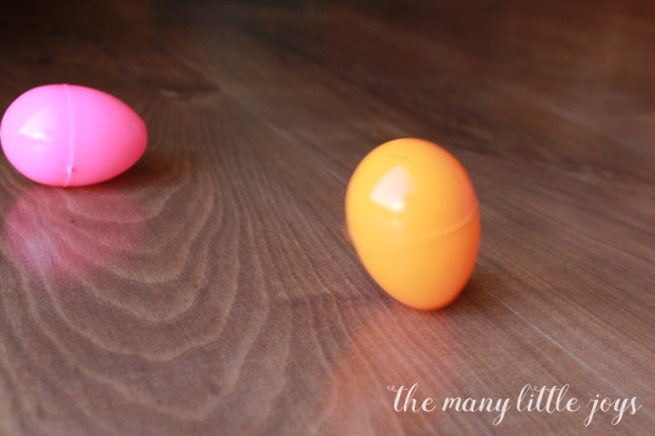 The best activities are the simplest, and these 11 ideas require nothing more than a bag of plastic Easter eggs. Toddlers and young kids will LOVE these games.