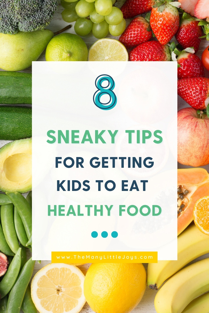 Kids are notoriously picky eaters, but you can use these tips to sneak healthy food into their meals without having a revolt at the dinner table.