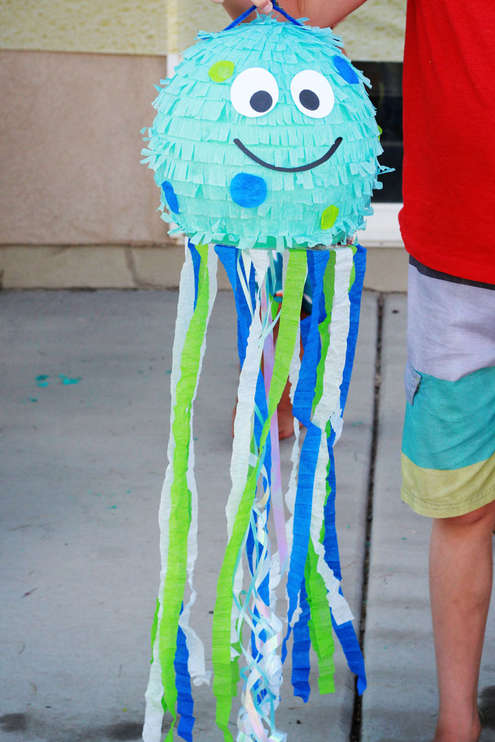 This guide will give you everything you need to know to throw a fabulously simple ocean-themed outdoor birthday party for kids. Grab the water balloons, and get ready to have a splashy birthday bash!