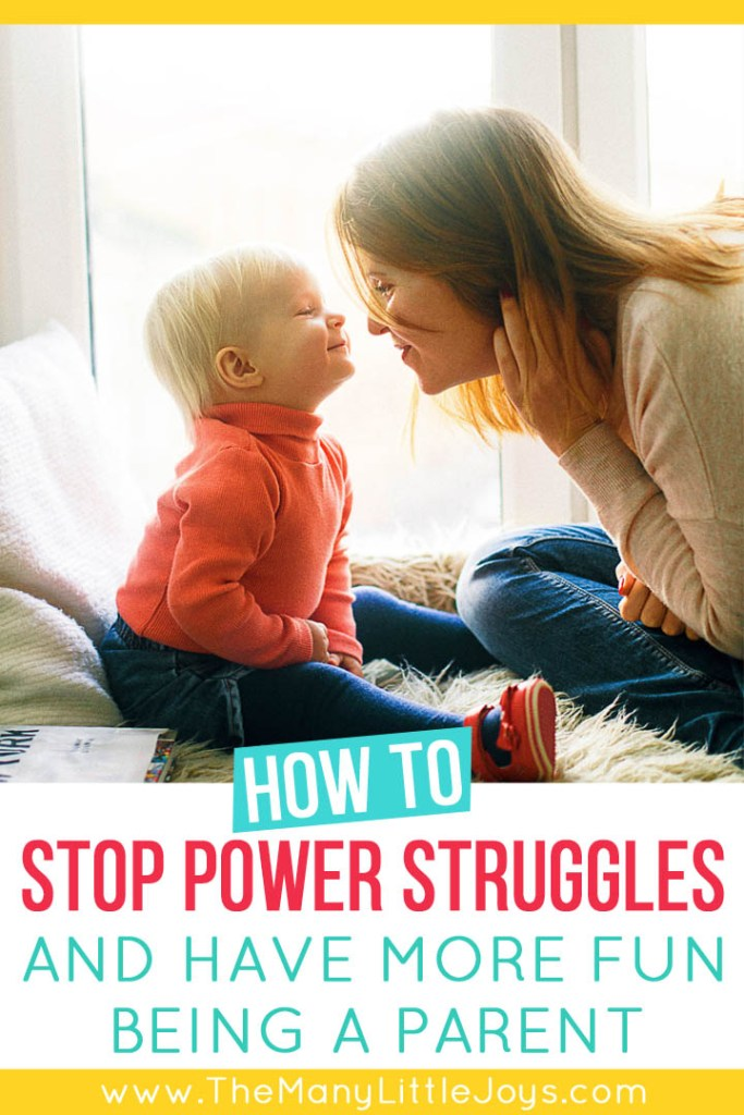 Does trying to get your kids to comply with simple requests result in power struggles and tantrums? These playful strategies will help you win over your child and make parenting much more fun.