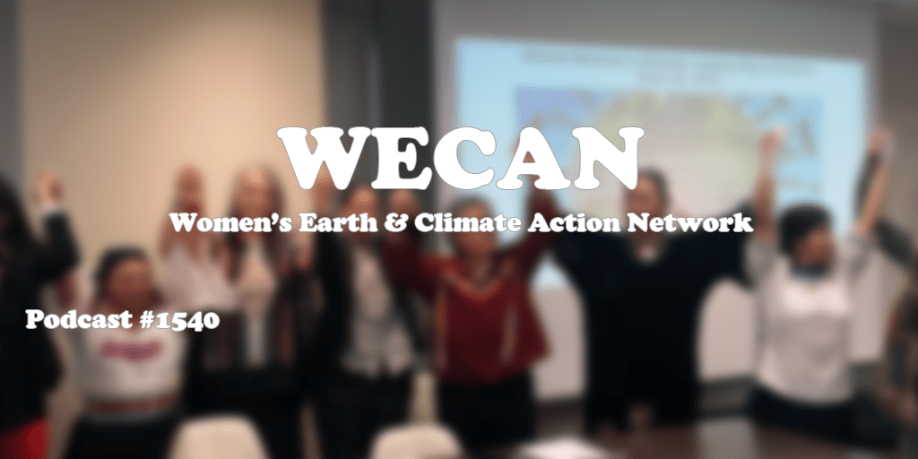 WECAN: Women's Earth & Climate Action Network