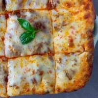 Eggplant & Sausage Lasagna