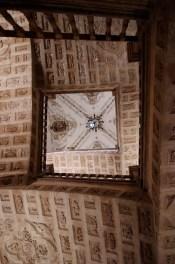 Staircase, universidad pontificia
