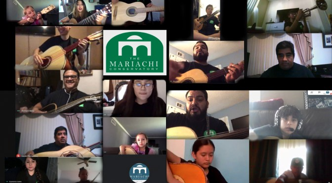 online learning, mariachi style!