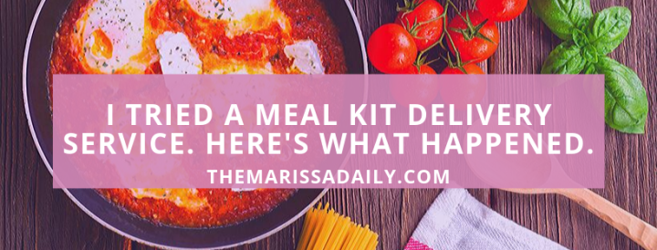 I Tried a Meal Kit Delivery Service. Here's What Happened – EveryPlate Review