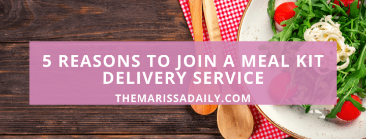 5 Reasons To Join a Meal Kit Service Featuring EveryPlate
